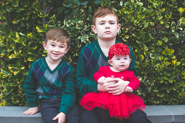 2020 PORTRAITS  |  Coyle Family Holiday