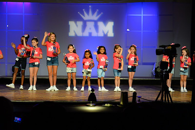 2016 NAM Talent Event in Addison, TX