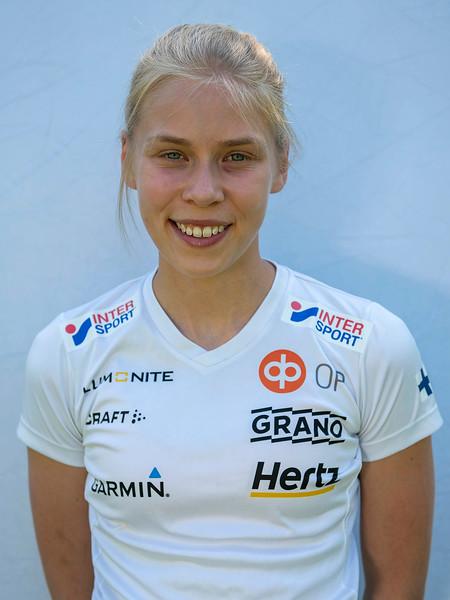 Alexandra Enlund, kuva: SSL/Pirjo Valjanen