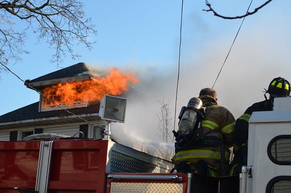 11/14/14 - Teaneck, NJ - 3rd Alarm
