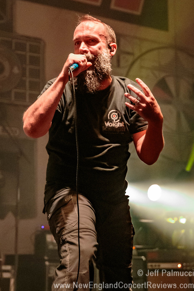 Clutch at the Mass Mutual Center - Springfield, MA