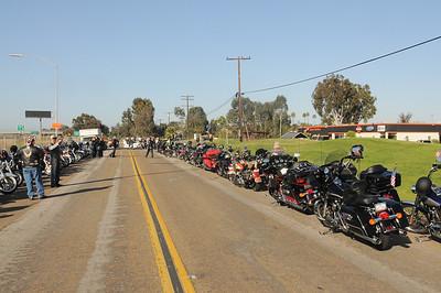 Memorial Day Ride to Fort Rosecrans