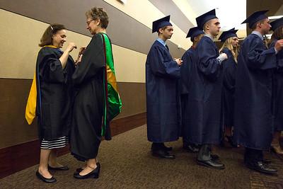 Nazareth Academy Graduation