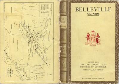 1920 Belleville Booklet
