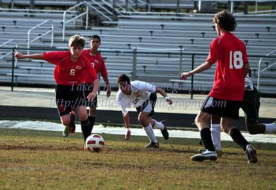 2010-10-28 BHS JV Soccer @ Independence