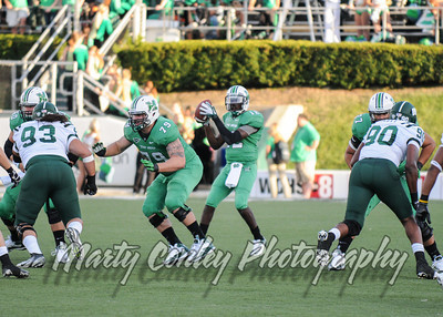 2012 Marshall vs. Ohio University