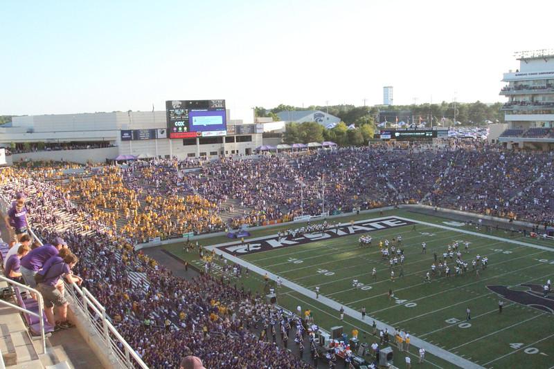2013 Bison Football - Kansas State 026.JPG