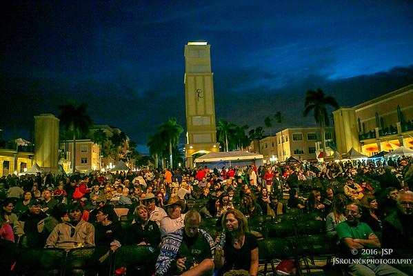 2016 The Crowd at Sunshine Music Fest Boca Raton