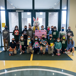 March 31 Elementary Bunny Lane Project