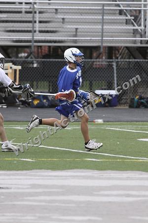 Clarkston 7th vs. St. Hugo's 7th/8th 2009 04 25