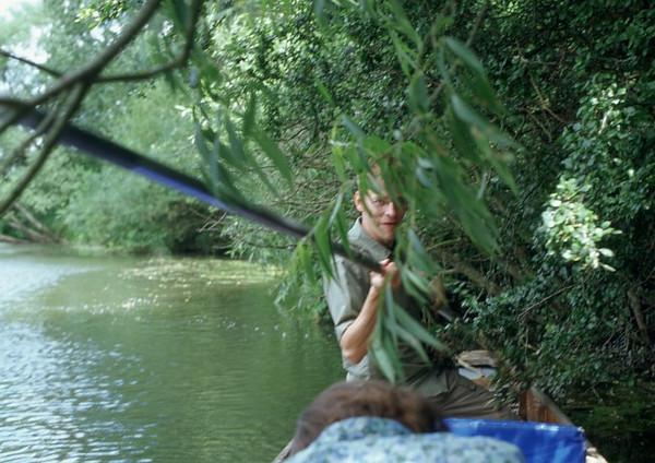 expert river navigator