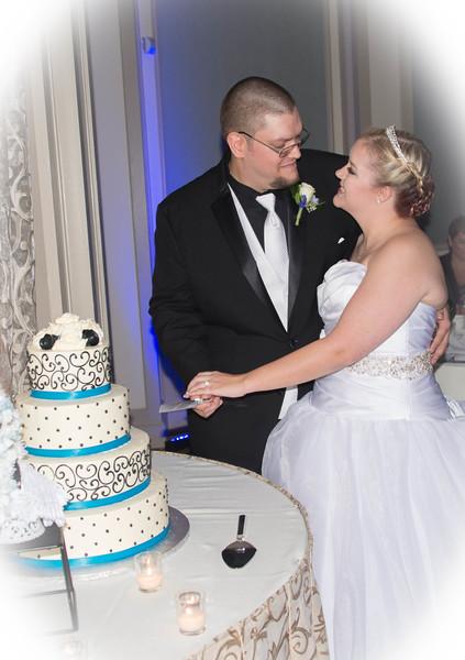Nicole & Jeff Wedding 10-29-16