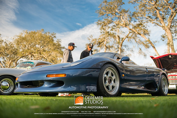 2018 03 Cars and Coffee @ The Concours