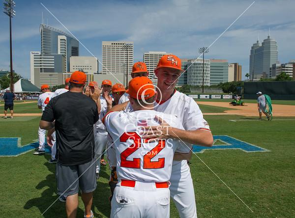 2012-06-03 BRIEF Rice vs Sam Houston G5 NCAA Baseball Regional