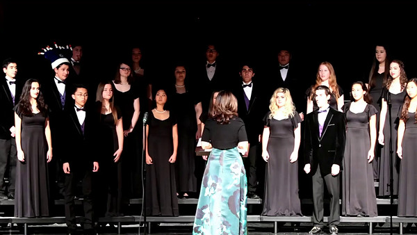 Holiday Concert 12.18.14