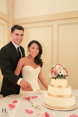 A+ J Wedding