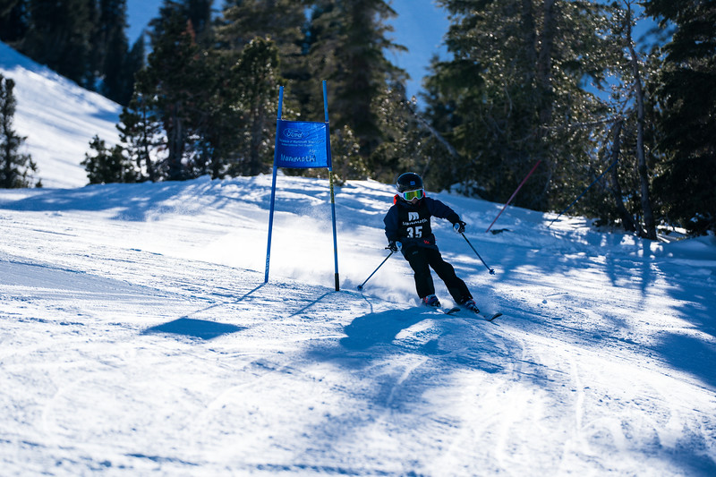 Mammoth Mountain, CA Kittredge Cup - December 28, 2019