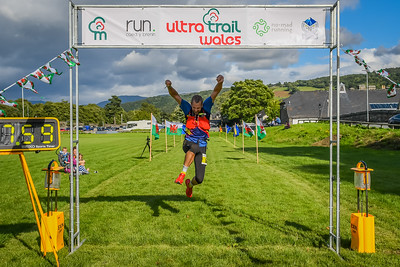 Ultra Trail Wales - Finish Pictures