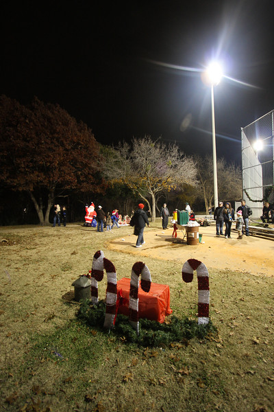 """Reservation"" (neighborhood) Christmas Sleigh Ride '11"