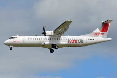 ATR (Aerei da Trasporto Regionale - Avions de transport régional)