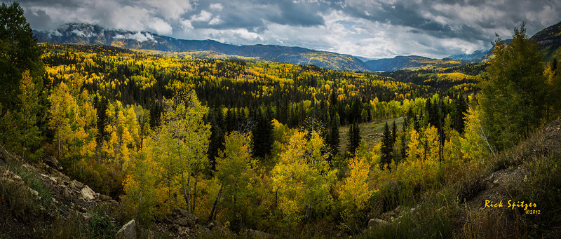 Fall Color Panos