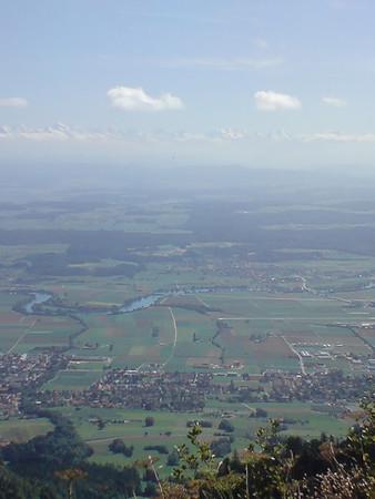 Ausflug in die Grenchenberge 24.08.08