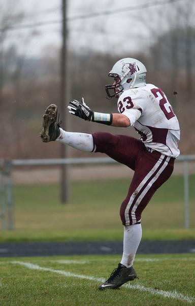 20131116 - Prairie Ridge Boylan Football