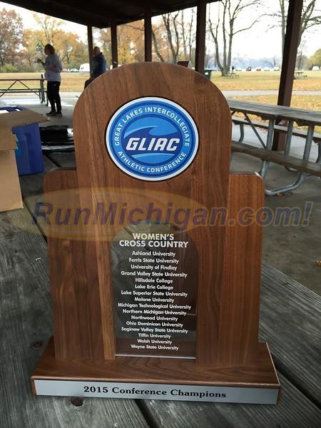 Awards - 2015 GLIAC XC Championships