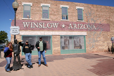 Winslow, Az. August 2008