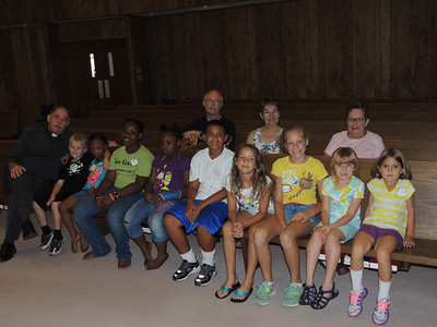 CVLC Summer Day Camp 2013