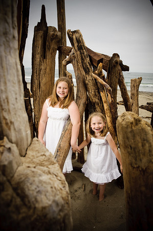 The Findleys (Family Photography, Capitola Beach, California)
