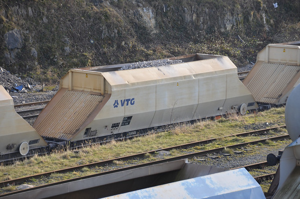 JGA (VTG / BLI) - Bogie Aggregate Hopper Wagon