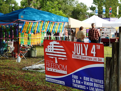 2014 Wellborn Blueberry Festival
