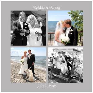 Coon / Lupton ~ wedding ~ Brennan Beach, upstate NY