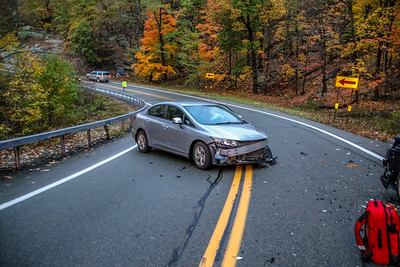 10-30-2020 MVA With Injuries, Bear Mountain Bridge Road