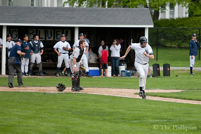 Boys Baseball vs. Phillips Exeter Academy 5/7/11