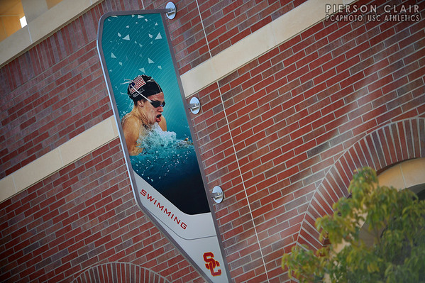 USC Uytengsu Aquatic Center Opening 2014