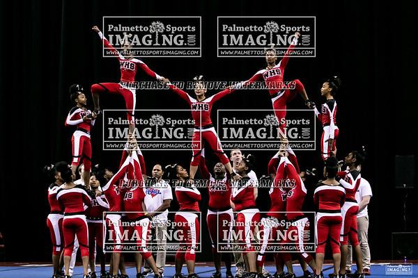 Westwood-2019 Cheerleading Championship
