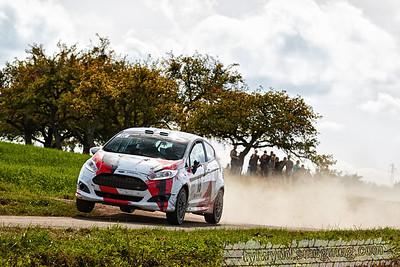 Rallye de l'Alsace Bossue 2017
