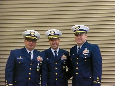 STA Bellingham Change of Command 2014
