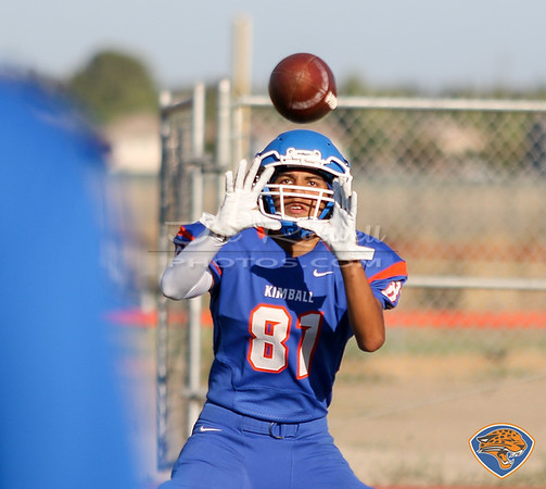 2019 - Kimball vs. Modesto High - Freshman