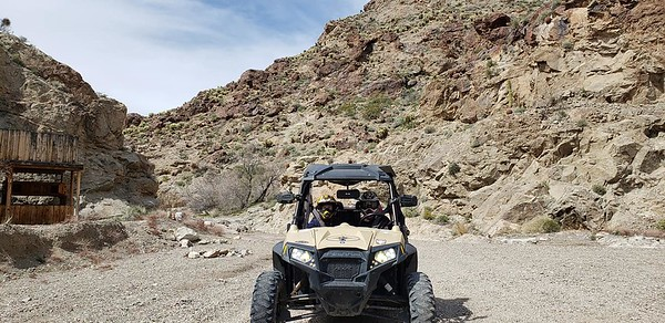 3-19-19 Eldorado Canyon ATV/RZR Goldmine Tour