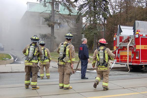 April 18, 2007 - 2nd Alarm - 794 Kingston Rd