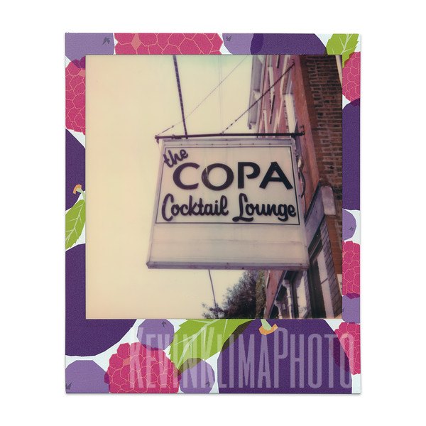The Copa Cocktail Lounge  (closed)