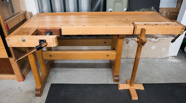 Scandinavian Workbench