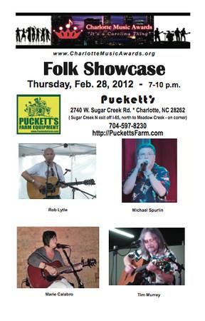CMA 2013 Folk Showcase