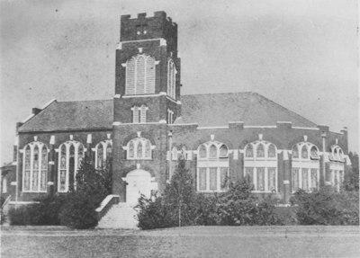 First Baptist Church of Nashville