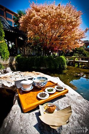 Lan Su Chinese Garden, Portland Oregon