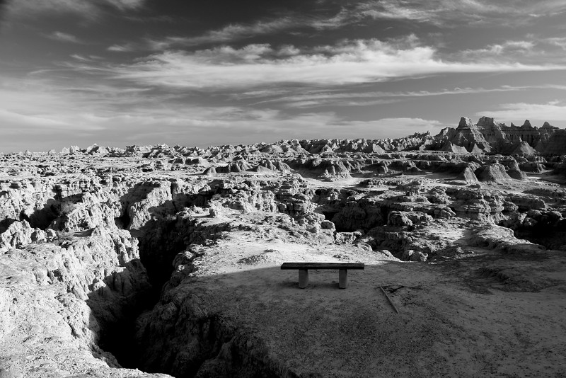 Badlands Hiking BW 1.jpg