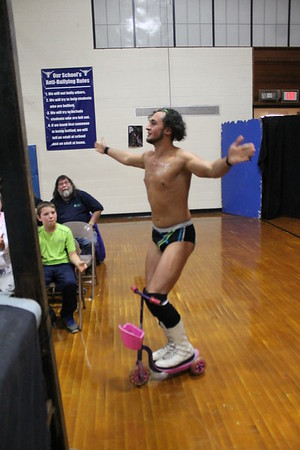 Liberty States Wrestling Collision Course November 5, 2016